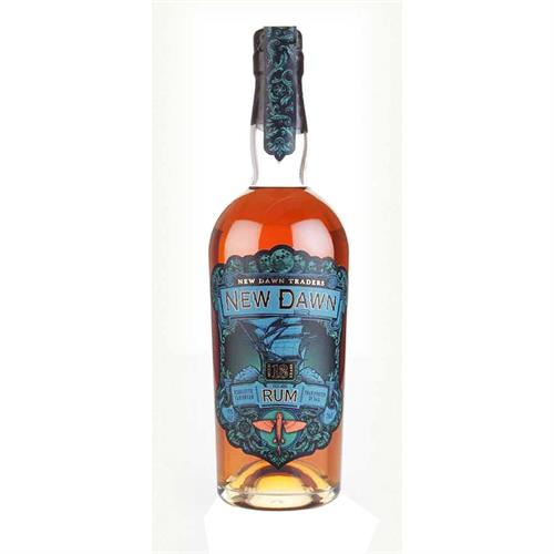 New Dawn 18 Year Old Rum 70cl Image 1
