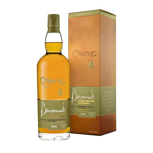 Benromach Organic 2011 Bottled 2019 70cl Image 1