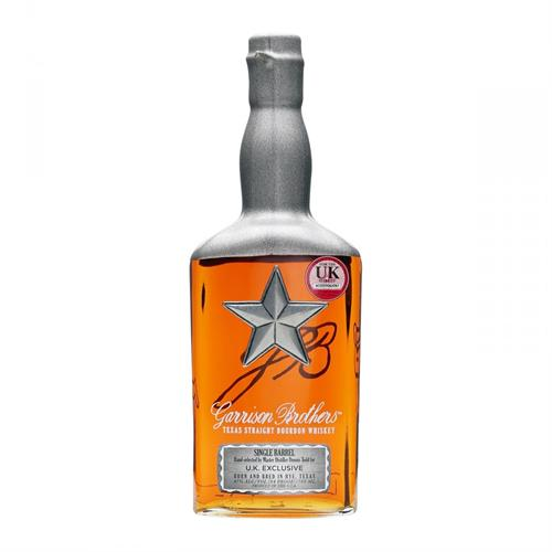 Garrison Brothers Texas Straight Bourbon 70cl Image 1