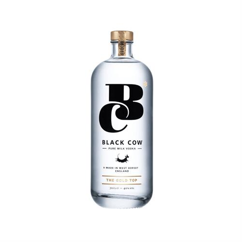 Black Cow Pure Milk Vodka 50cl Image 1