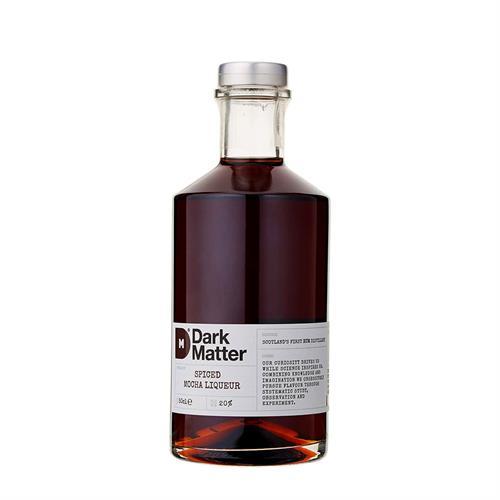 Dark Matter Spiced Mocha Liqueur 50cl Image 1