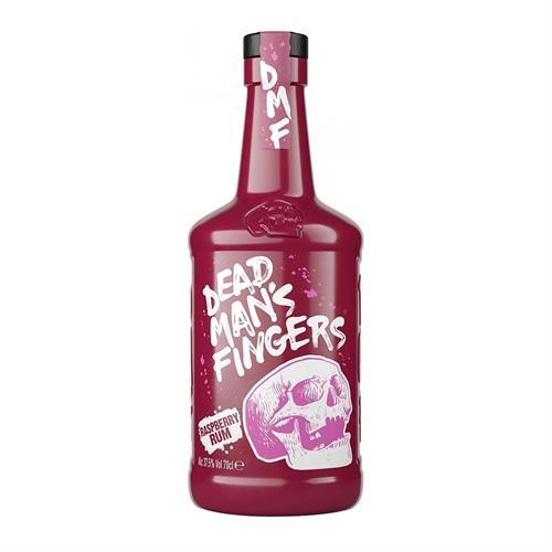 Dead Mans Fingers Raspberry Rum 70cl Image 1