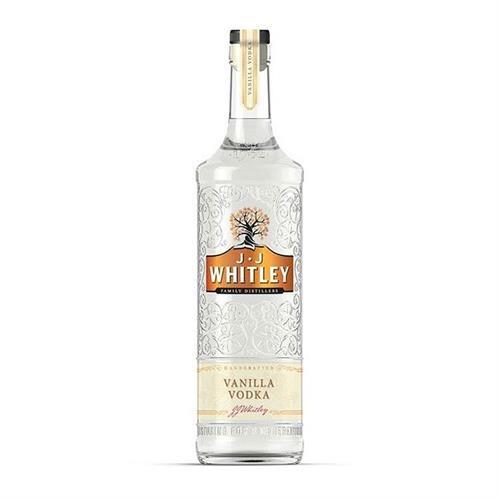 JJ Whitley Vanilla Vodka 70cl Image 1