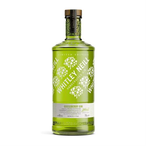 Whitley Neill Gooseberry Gin 70cl Image 1