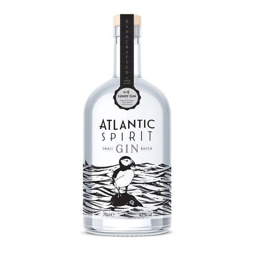 Atlantic Spirit #4 Lundy Gin 70cl Image 1