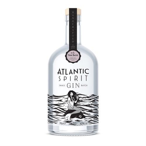 Atlantic Spirit #5 Thai Basil Gin 70cl Image 1