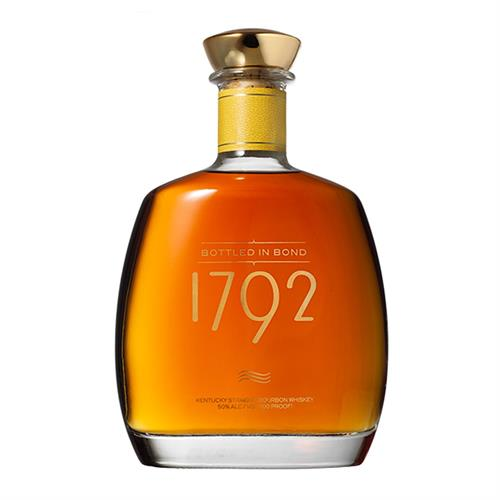 1792 Bottled in Bond Bourbon 75cl Image 1