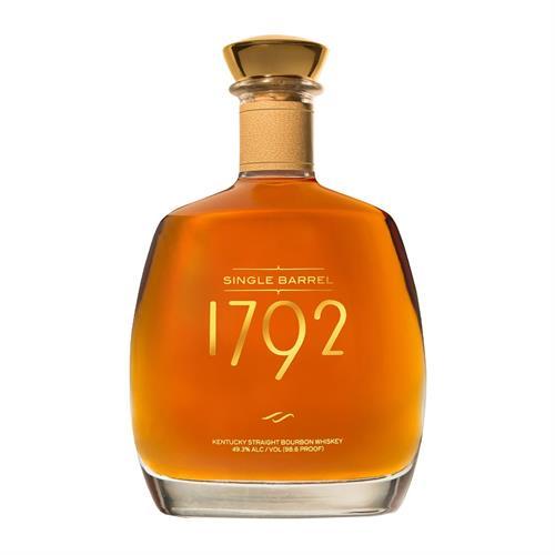 1792 Single Barrel Bourbon 75cl Image 1