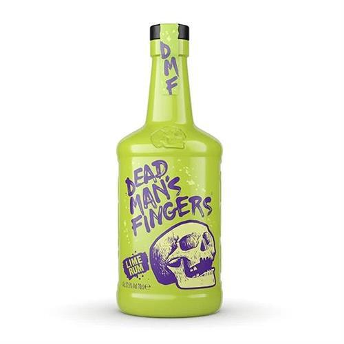 Dead Mans Fingers Lime Rum 70cl Image 1