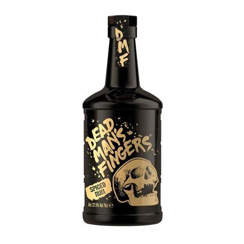 Dead Mans Fingers Spiced Rum 70cl Image 1