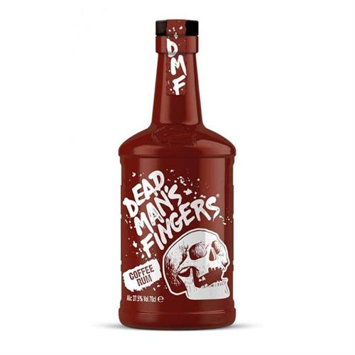 Dead Mans Fingers Coffee Rum 70cl Image 1