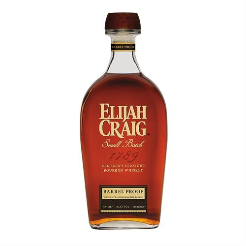 Elijah Craig 1789 Barrel Proof 12 Year Old 65.7% 70cl Image 1
