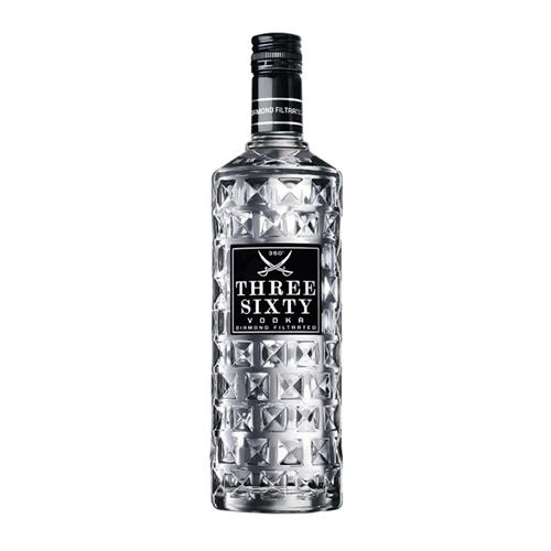 Three Sixty Vodka 70cl Image 1