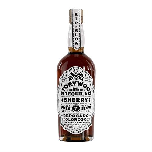 Storywood Tequila Sherry Cask Reposado 70cl Image 1