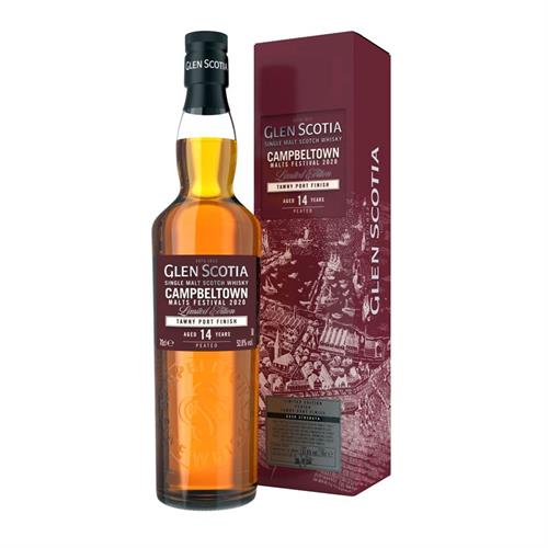 Glen Scotia Tawny Port 14 Year Old Festival Release 2020 70cl Image 1