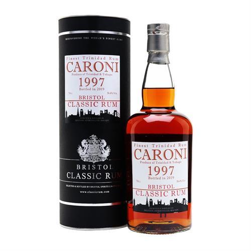 Caroni 1997 Bottled 2019 Bristol Spirits 70cl Image 1