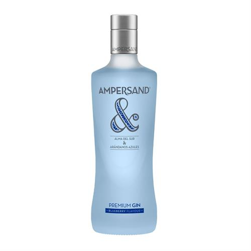 Ampersand Blueberry Gin 70cl Image 1
