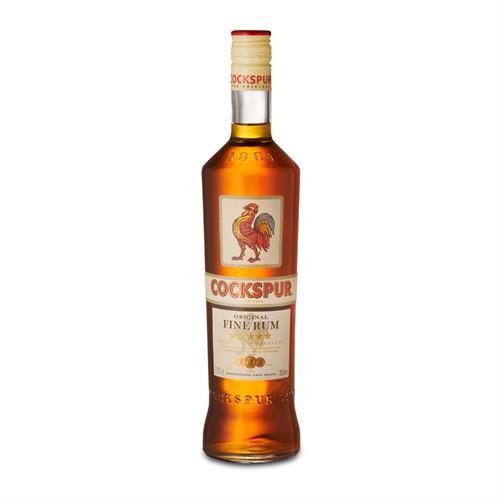 Cockspur Fine Rum 70cl Image 1