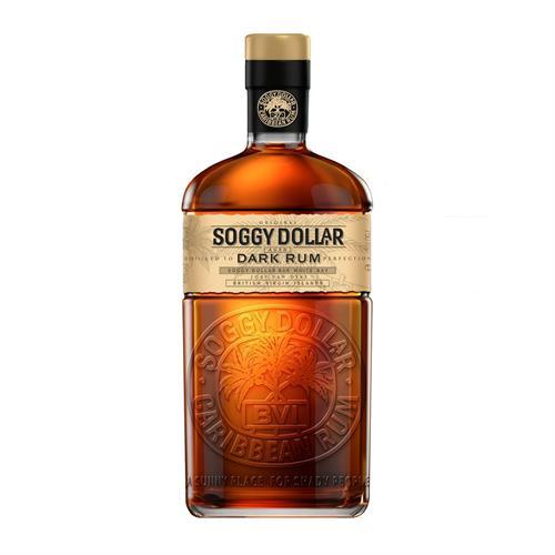 Soggy Dollar Island Old Dark Rum 70cl Image 1