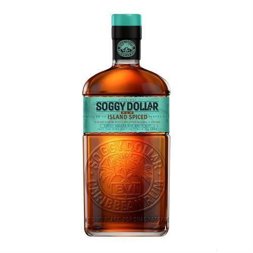 Soggy Dollar Island Spiced Rum Spirit 70cl Image 1