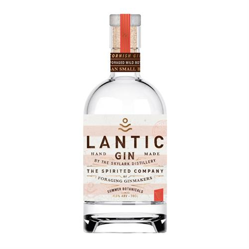 Lantic Summer Foraged Cornish Gin 70cl Image 1