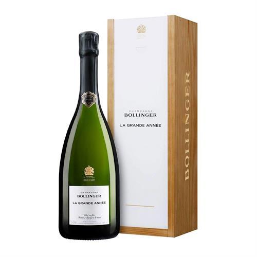 Bollinger La Grande Annee Brut Champagne 2012 75cl Image 1