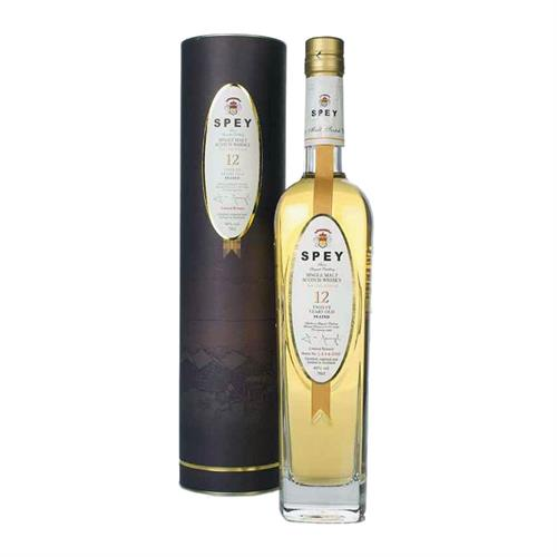Spey 12 Year Old Peated Limited Release 70cl Image 1
