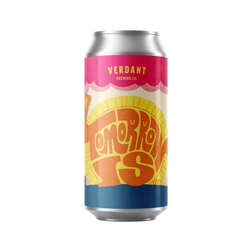 Verdant Tomorrow Is Pale Ale 5.2% 440ml Image 1