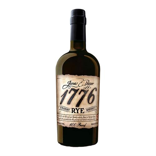 1776 Straight Rye Whiskey 50% 70cl Image 1