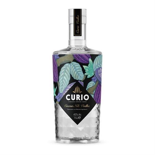 Curio Peruvian Cocoa Nib Vodka 70cl Image 1