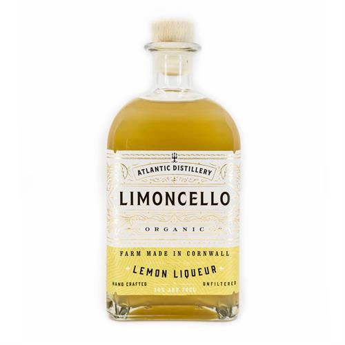 Atlantic Distillery Organic Limoncello 30% 70cl Image 1