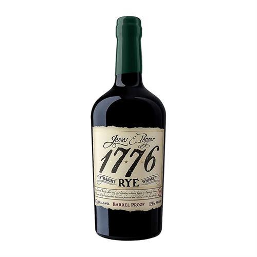 James E Pepper 1776 Barrel Proof 57.3% 70cl Image 1