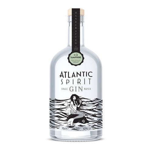 Atlantic Spirit #3 Samphire Gin 70cl Image 1