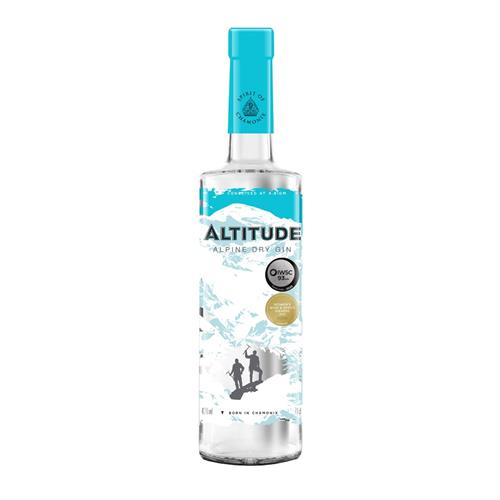 Altitude Alpine Dry Gin 70cl Image 1