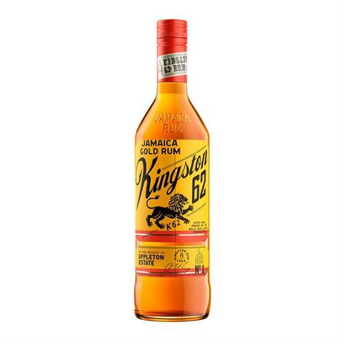 Kingston 62 Jamaican Gold Rum 70cl Image 1