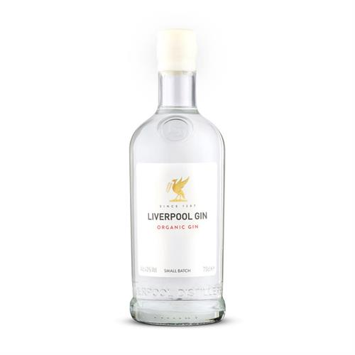 Liverpool Organic Gin 43% 70cl Image 1