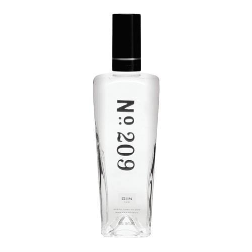 No. 209 Kosher Gin 46% 70cl Image 1