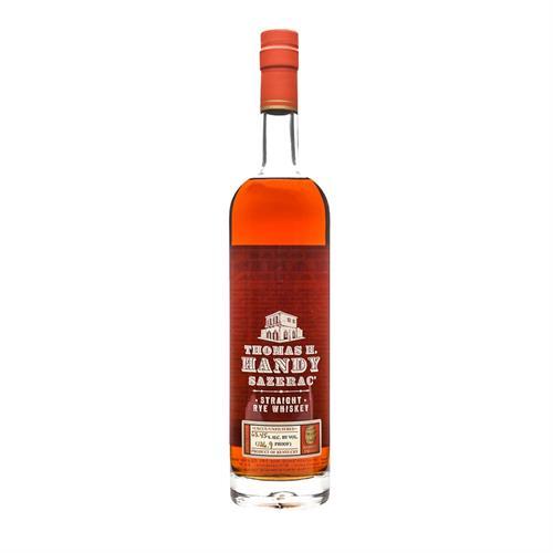 Thomas H Handy Straight Rye Whiskey 63.45% 2015 Image 1