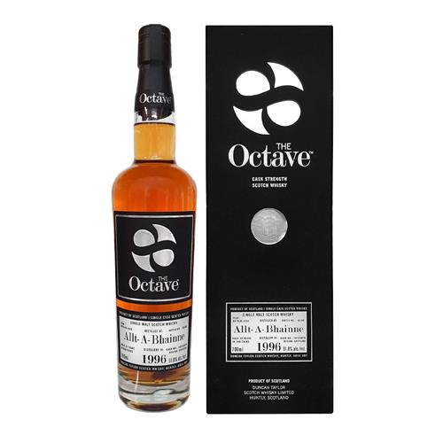 Allt-A-Bhainne 1996 The Octaves 23 Year Old 51.8% 70cl Image 1