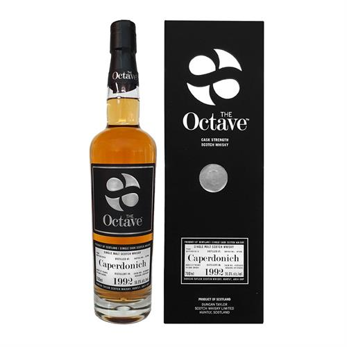 Caperdonich 1992 The Octaves 27 Year Old 56% 70cl Image 1