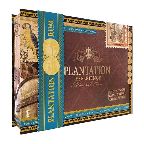 Plantation Rum Experience Gift Pack 6 x 10cl Image 1