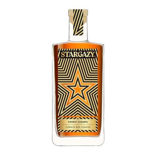 Stargazy Cosmic Caramel Rum Liqueur 50cl Image 1