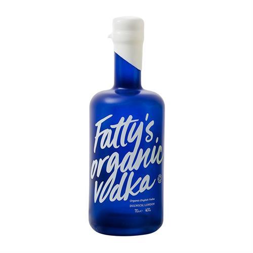 Fatty's Organic Vodka 70cl Image 1