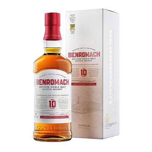 Benromach 10 Year Old 70cl Image 1