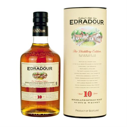 Edradour 10 Year Old 70cl Image 1