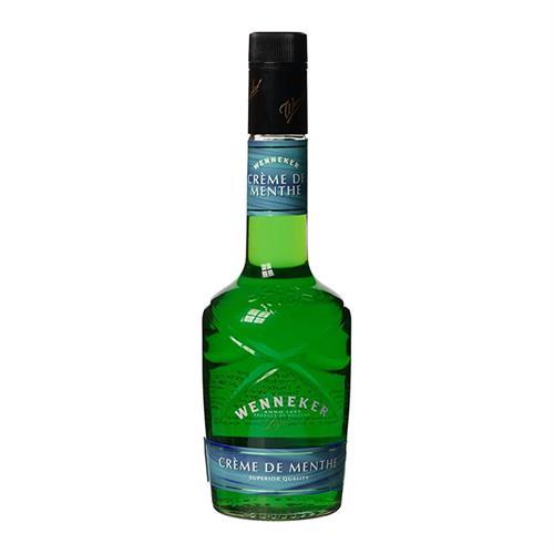 Wenneker Creme de Menthe Liqueur 70cl Image 1
