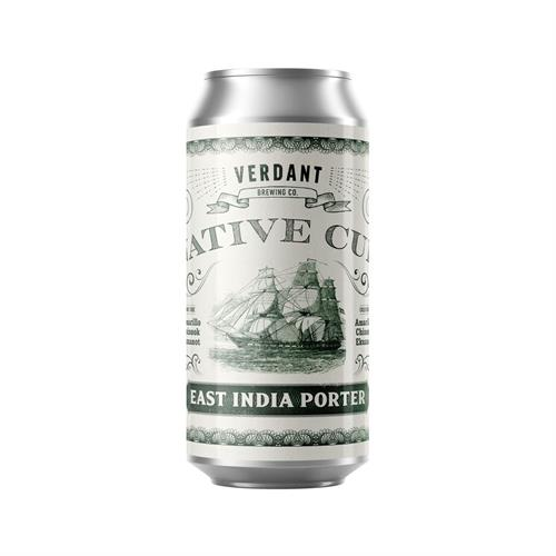 Verdant Alternative Currency East India Porter 5.8% 440ml Image 1