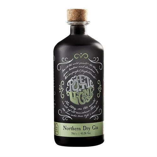 Poetic License Northern Dry Gin 70cl Image 1