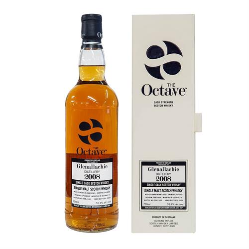 Glenallachie 2008 The Octaves 11 Year Old 53.4% 70cl Image 1