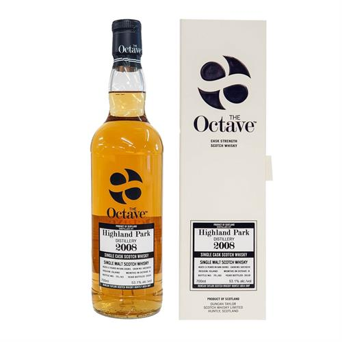 Highland Park 2008 The Octaves 11 Year Old 53.1% 70cl Image 1